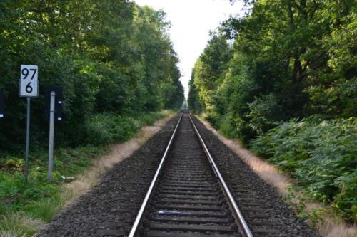 Schienen Nordbahn